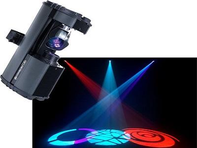 scanner a led