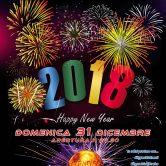 Capodanno 2018 @ Discoteca La Rocca