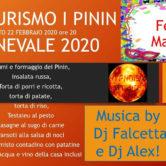 Carnevale 2020 @ Agriturismo I Pinin