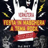 Rock Party Mascherato – Annullato